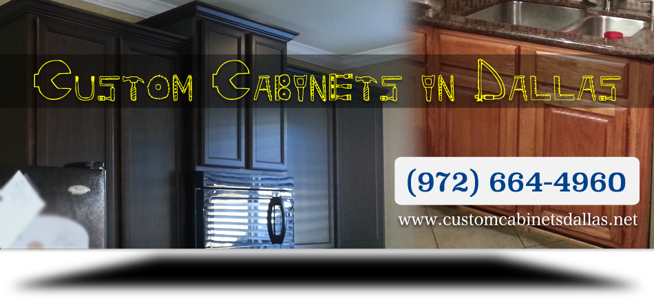 Custom Cabinets Dallas | Kitchen Cabinets
