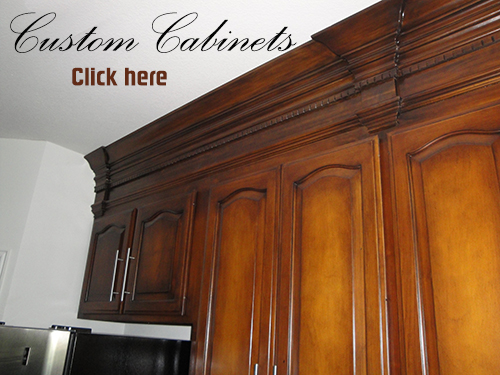 custom kitchen cabinetry dallas